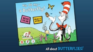 My, Oh My-A Butterfly! (Dr. Seuss/Cat in the Hat)