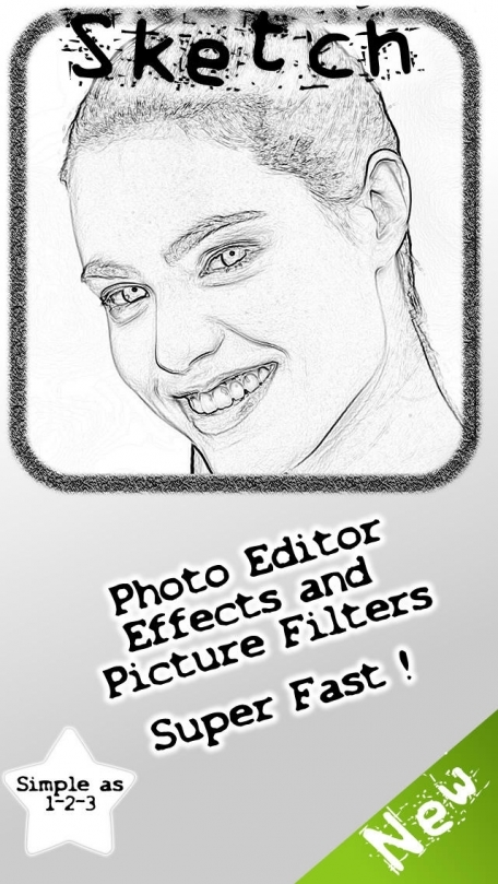 My Sketches Camera filter photo effects . Turn your regular pictures to professional sketchup photo with sketch editor & cartoon fast studio artistic camera color filters deco