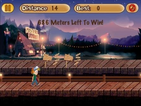 Mystery Kids Run : Jack vs. Gravity Rope Objects
