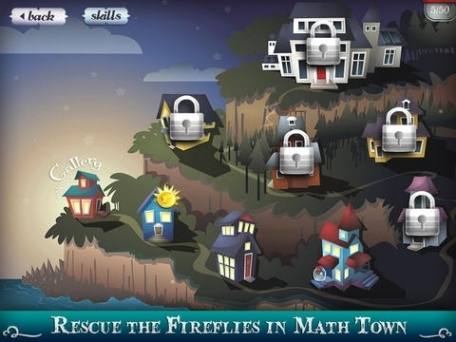 Mystery Math Town