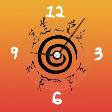 N.Clock for Naruto