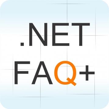 .Net FAQ+