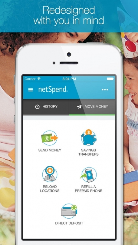 NetSpend Mobile
