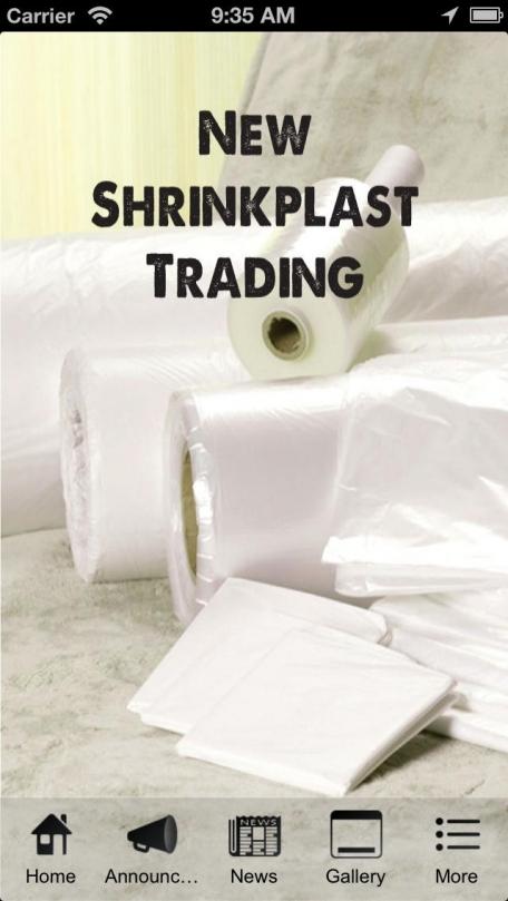 New Shrinkplast Trading LLP