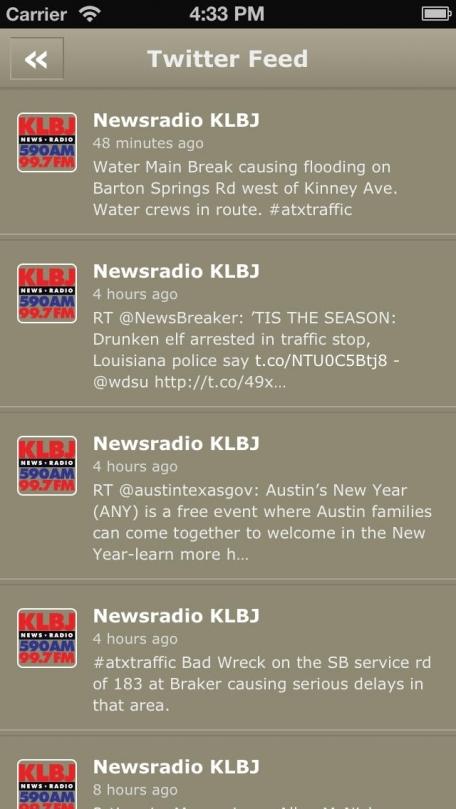 Newsradio 590 KLBJ