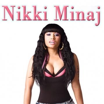 Nikki Minaj Photo Booth