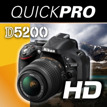 Nikon D5200 from QuickPro HD