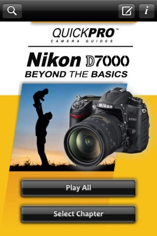Nikon D7000 Beyond the Basics from QuickPro
