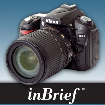 Nikon D90 inBrief by Blue Crane Digital
