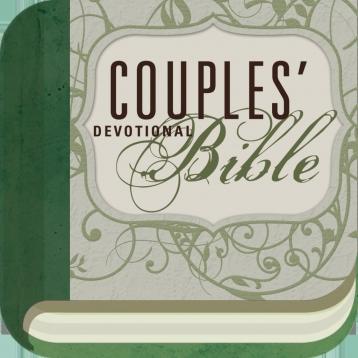 NIV Couples\' Devotional Bible