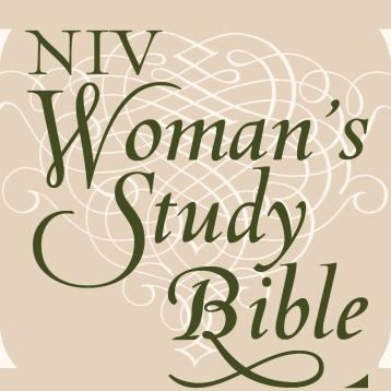 NIV Woman\'s Study Bible