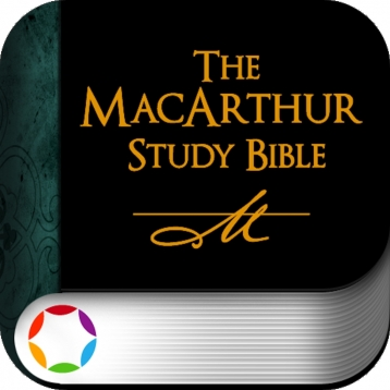 NKJV MacArthur Study Bible for iPhone