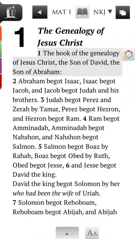 NKJV Study Bible for iPhone