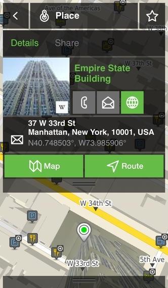 NLife - Premium Offline GPS Navigation & Maps