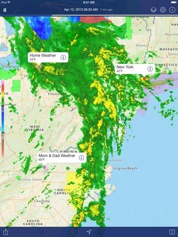 Radar Us Map - Weather radar for charlotte nc