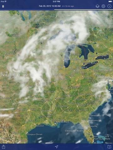 Noaa Us Radar Map Globalinterco - Us map noaa