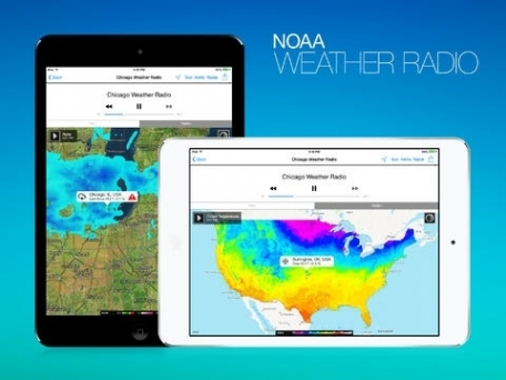 NOAA Weather Radio HD