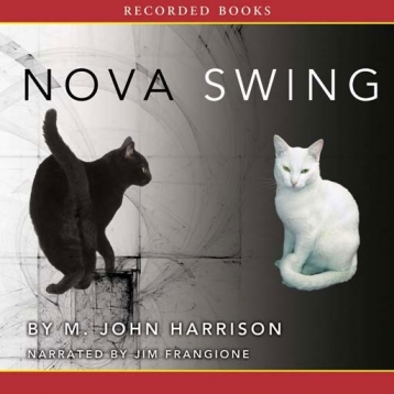 Nova Swing (Audiobook)