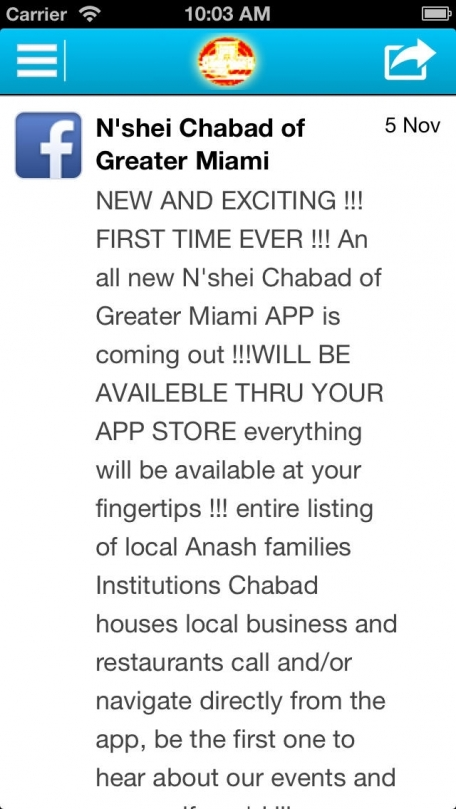 N'Shei Chabad of Greater Miami