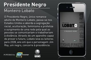 O Presidente Negro–Monteiro Lobato.