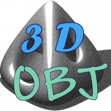 OBJ View 3D