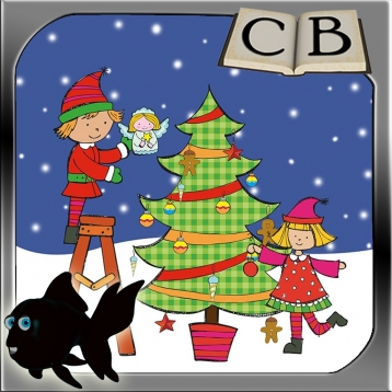 Oh Christmas Tree - A Blackfish (Bedtime Lite Apps Customizable Kids Free Interactive Stories HD) Children\'s Book
