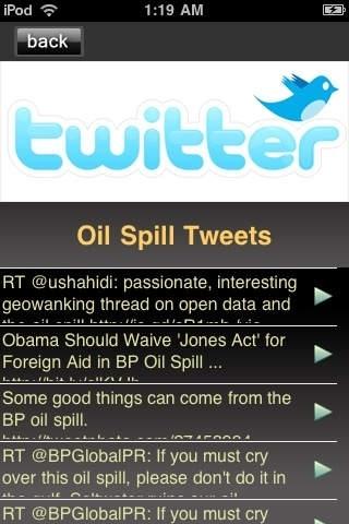 Oil Spill 2010