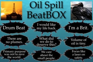 Oil Spill BeatBox - Disaster in the Gulf JAM