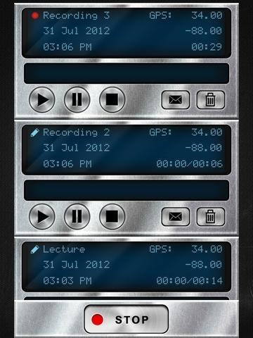 One Click Voice Recorder