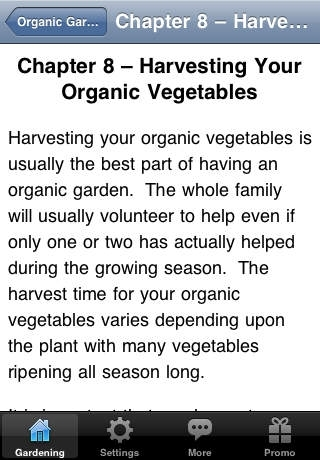 Organic Gardening - Beginner's Guide to Growing Your Own Organic Vegetables