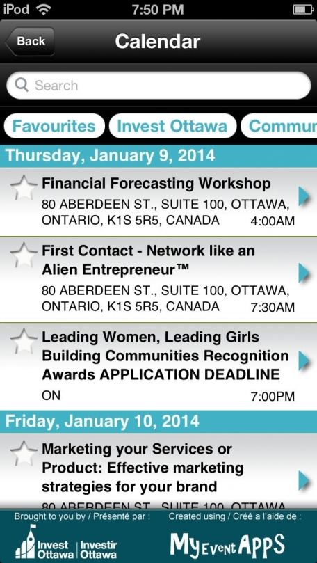 OttawaInc Business Community