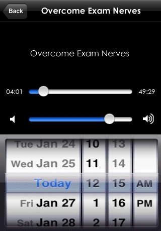 Overcome Exam Nerves by Glenn Harrold: Self-Hypnosis Relaxation for Exam Stress