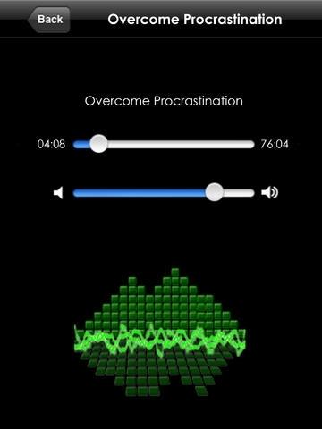 Overcome Procrastination by Glenn Harrold