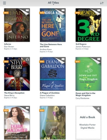 OverDrive Media Console – Library eBooks and Audiobooks