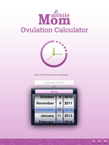 Ovulation Calendar & Fertility Calculator - Get Pregnant by date, cycle, tracker or period
