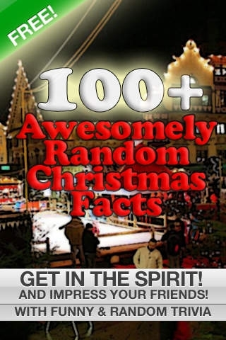 100+ Awesomely Random Christmas Facts