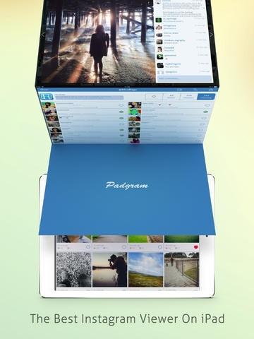 Padgram - Instagram Viewer for iPad