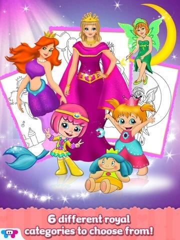 Paint Sparkles: Princess Party!