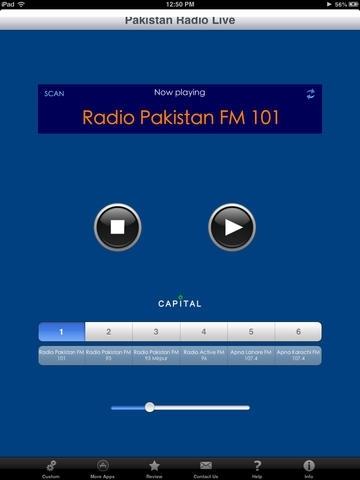 Pakistani radio stations, online Pakistan radio AM/FM