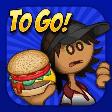 Papa\'s Burgeria To Go!