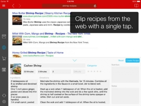 Paprika Recipe Manager - Get your recipes organized!