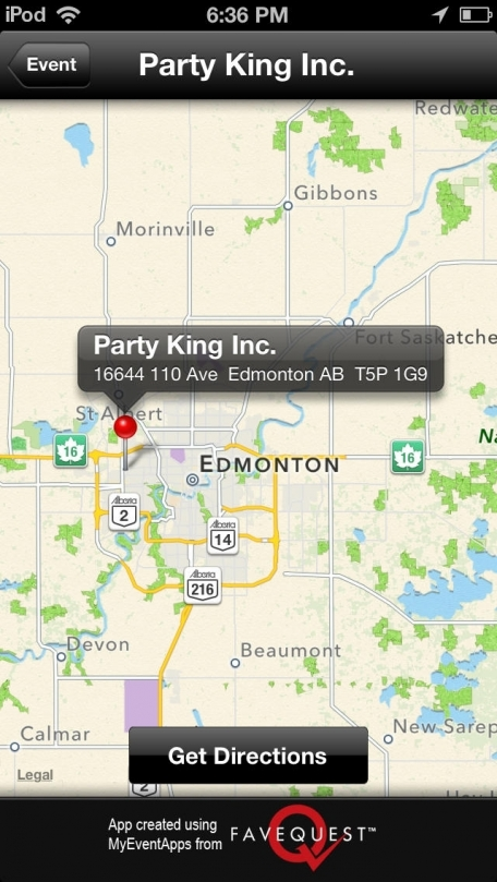 Party King Inc