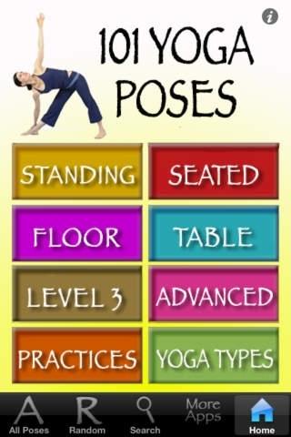 101 Yoga Poses