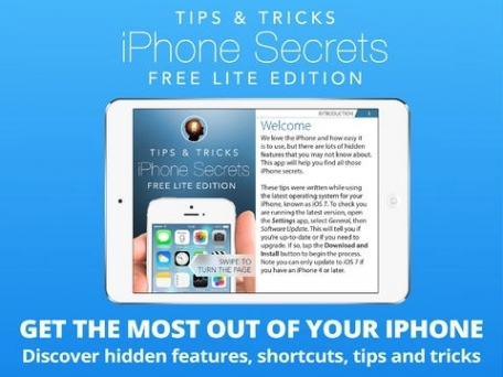 Tips & Tricks - iPhone Secrets (Update for iOS 7)