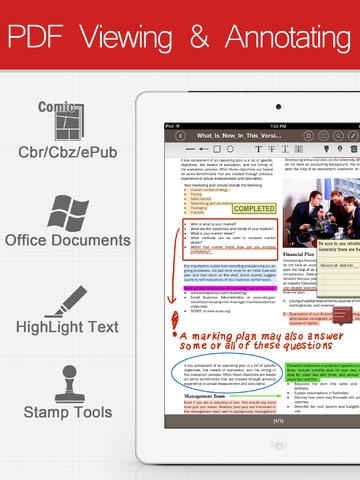 PDF Connect - Annotation, Scanner, Converter, Page Editor and Form Filling