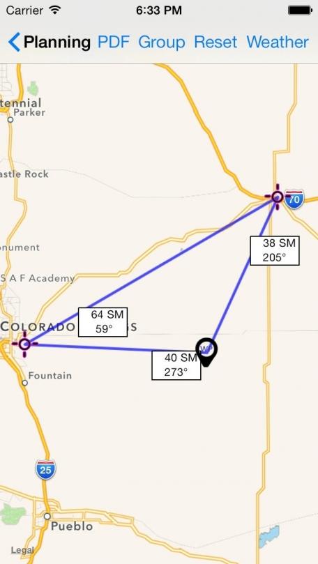 Peak Aviation Center FlightOps