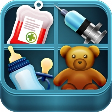 Pedi Safe -  ICU, OR, ED Medications