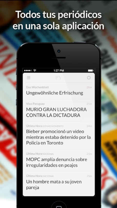 Periódicos PY - Los mejores diarios y noticias de la prensa en Paraguay