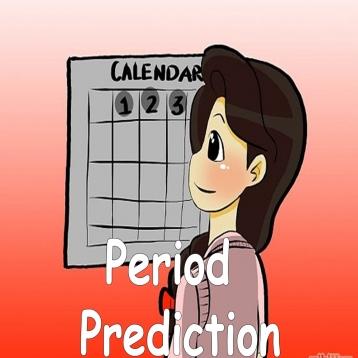 Period Prediction.Predicting woman\'s next period
