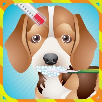 Pet Dog Puppy Vet Doctor Lite Kids Games Entertainment App Review